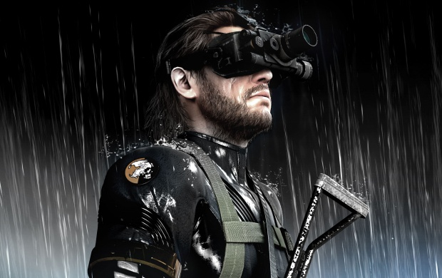 Metal Gear Solid Ground Zeroes Video Game 4k Hd Desktop: Snake Metal Gear Solid Ground Zeroes Wallpapers