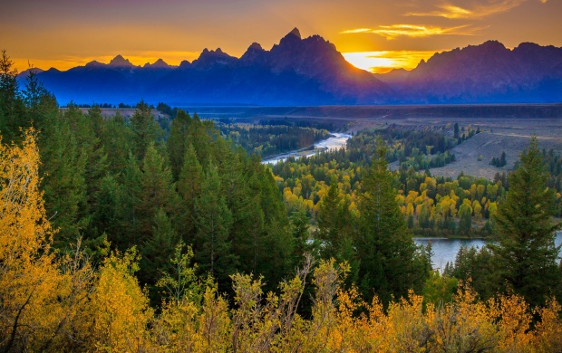 Snake River Grand Teton National Park (click to view)