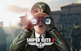 Sniper Elite 4 Hitler Assassination Mission