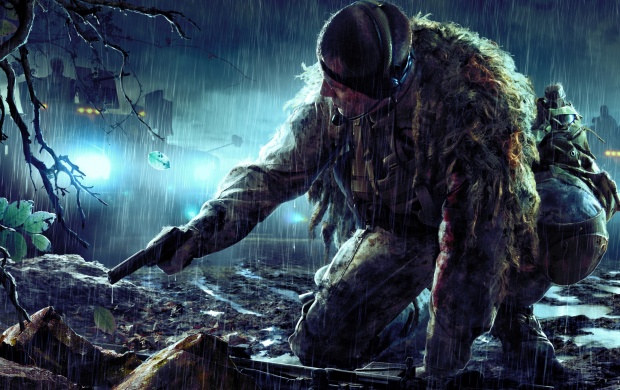 Sniper Ghost Warrior 2 Artwork (click to view)