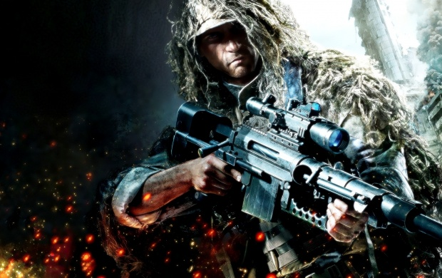 Sniper Ghost Warrior 2 Game (click to view)