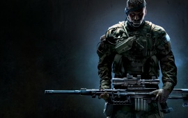 Sniper Ghost Warrior 2 Soldier
