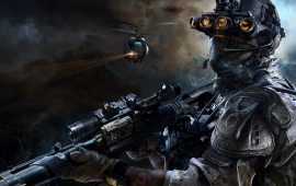 Sniper Ghost Warrior 3 4K