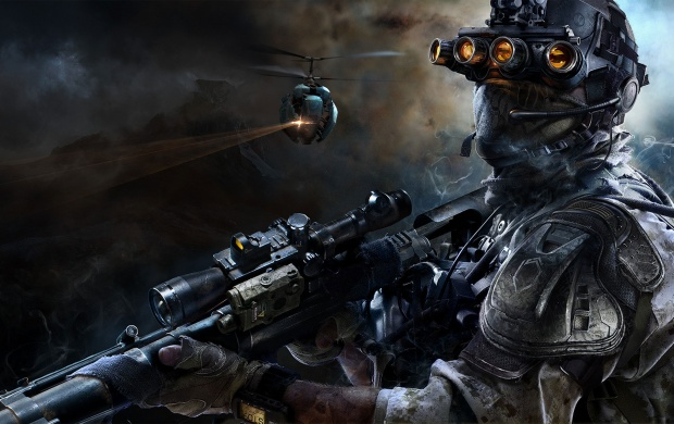 Sniper Ghost Warrior 3 4K (click to view)