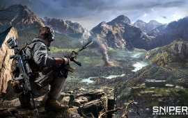 Sniper Ghost Warrior 3 View