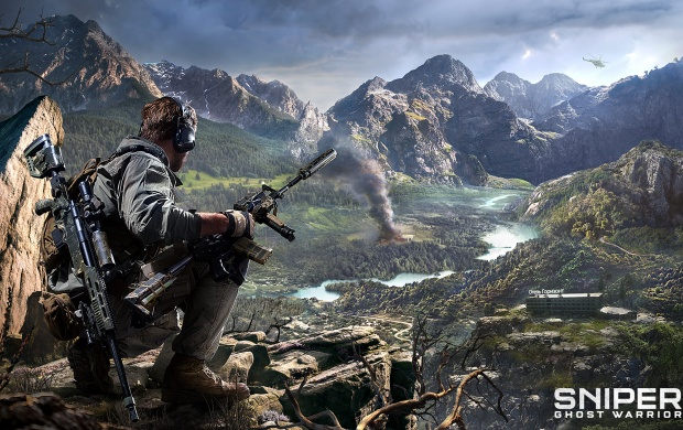 Sniper Ghost Warrior 3 View (click to view)