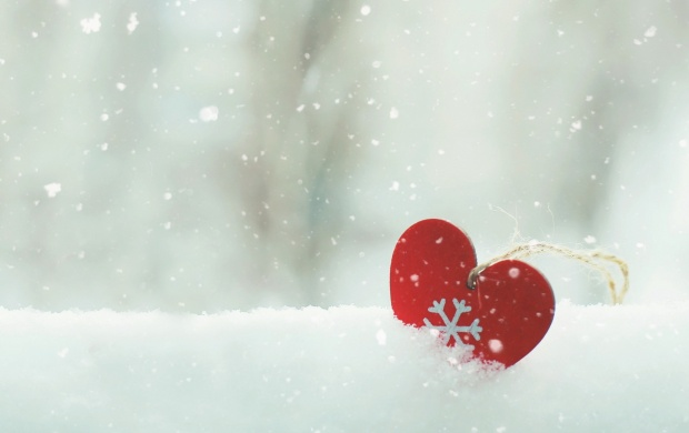 Snow Heart (click to view)