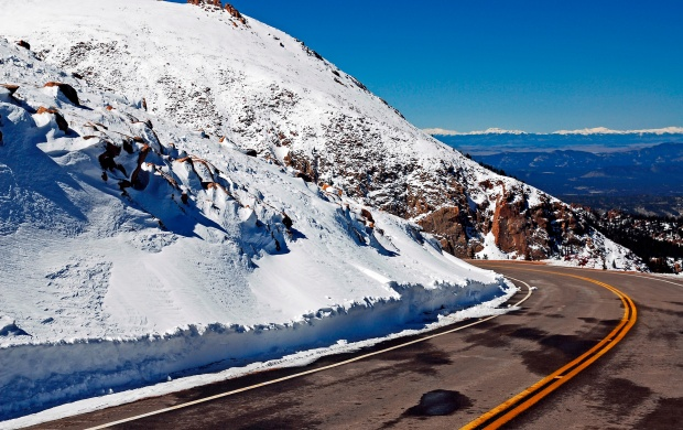 Snow Road (click to view)