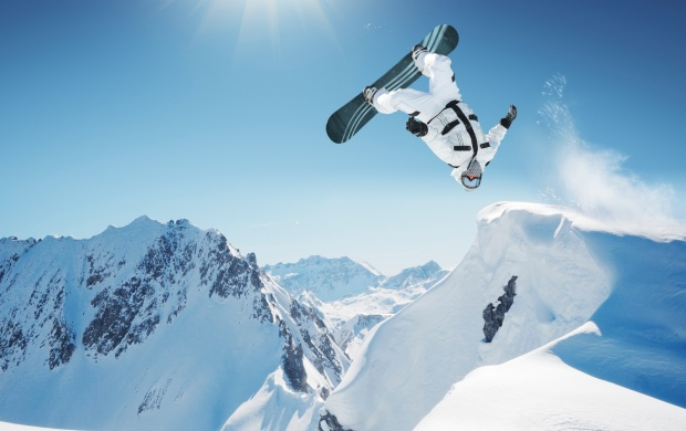 Snowboarding Jump (click to view)