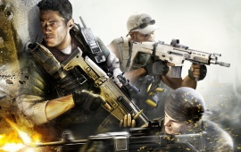 SOCOM 4 U.S. Navy SEALs