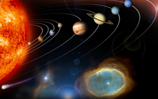 Solar System (click to view)
