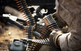Soldiers Weapons Ammo