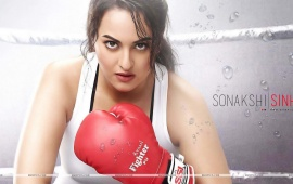 Sonakshi Sinha As A Boxer