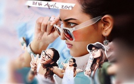 Sonakshi Sinha In Noor Movie