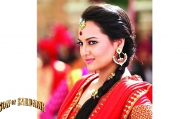 Sonakshi Sinha In Son Of Sardaar