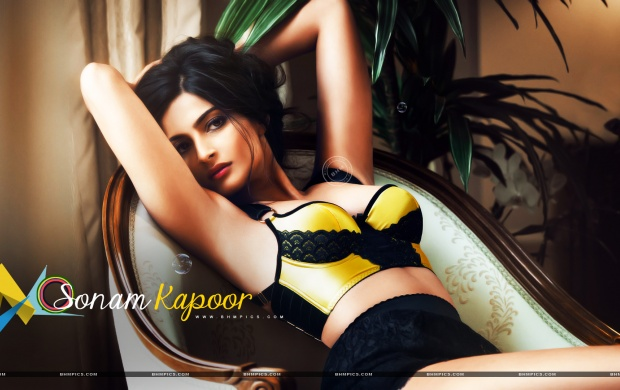 Sonam Kapoor Laying (click to view)