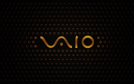 Soni Vaio Black Backround