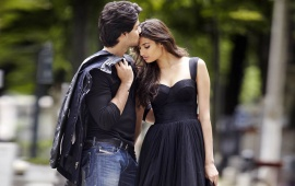 Sooraj Pancholi And Athiya Shetty Hero 2015