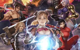 Soul Calibur Unbreakable Soul