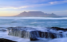 South Africa From The Sea