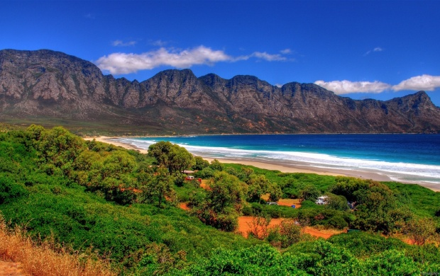 South African Beach (click to view)