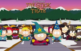 South Park: The Stick Of Truth 2013