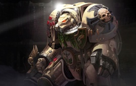 Space Hulk Deathwing Artwork