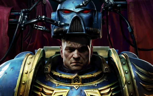 Space marine (click to view)