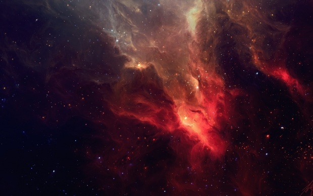 Space Nebula (click to view)