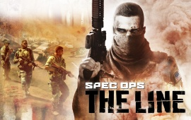 Spec Ops The Line Shooter Video Game