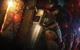 Special Forces Assault Fuze Thermite And Smoke Rainbow Six Siege