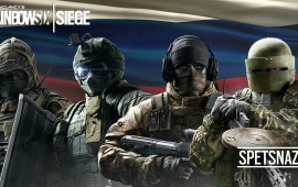 Spetsnaz Tom Clancys Rainbow Six Siege