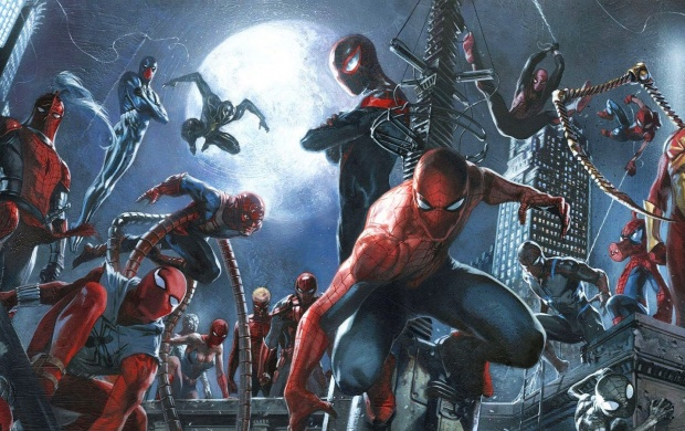Spider Man Homecoming Art Wallpapers