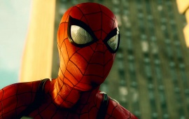 Spider Man PS4 4K