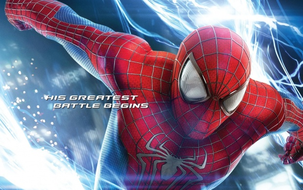 Spidey The Amazing Spider-Man 2 (click to view)