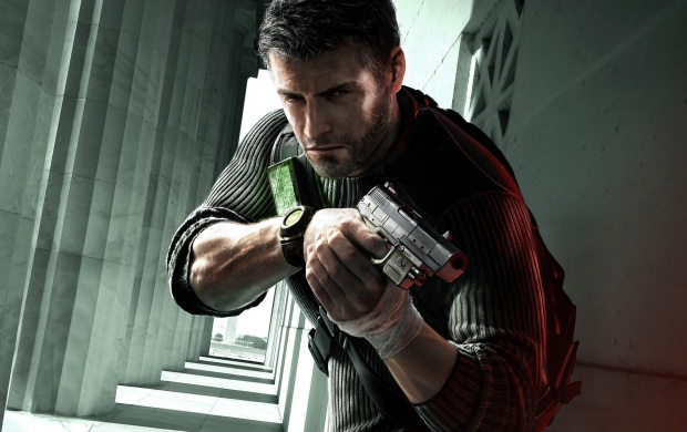 Splinter Cell Conviction Game (click to view)