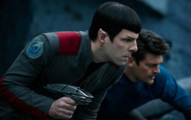 Spock Star Trek Beyond Movie