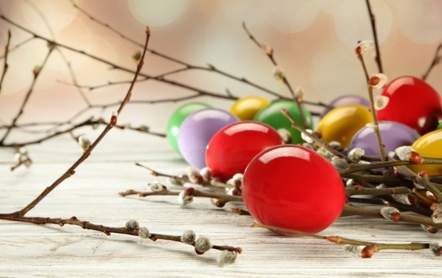 Spring Easter Eggs (click to view)
