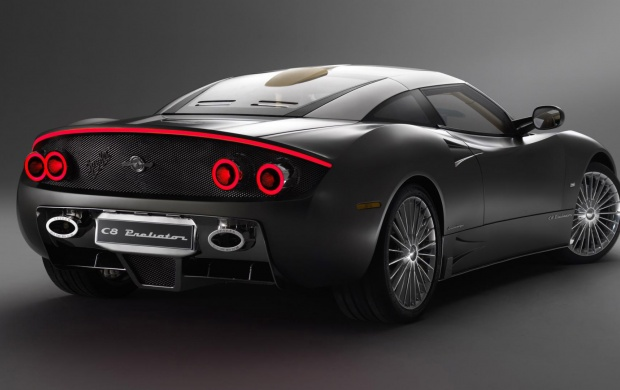 Spyker C8 Preliator Rear Right (click to view)