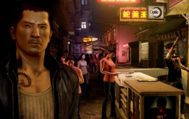 Square Enix Wakes Up Sleeping Dogs