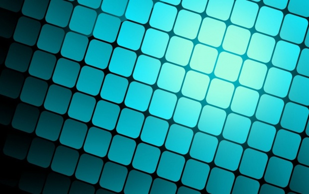 Squares Field Blue (click to view)