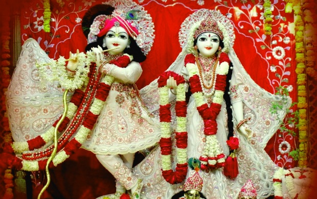 Sri Sri Radha Vrindavan Chandra (click to view)