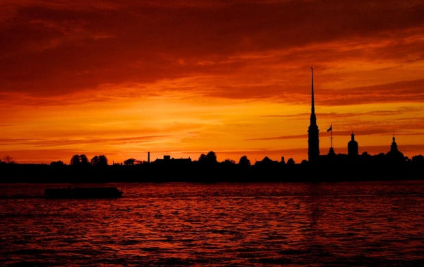 St. Petersburg Neva River (click to view)
