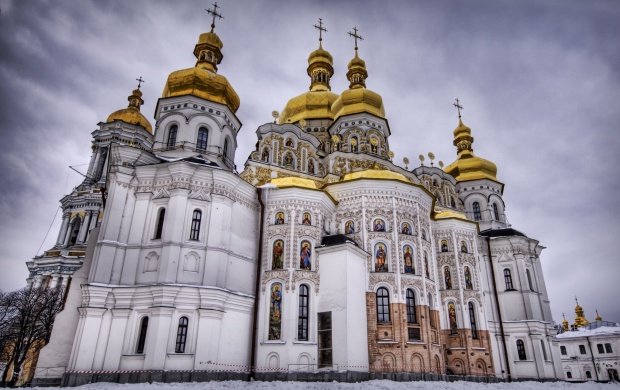 St Andrews Church Kiev (click to view)