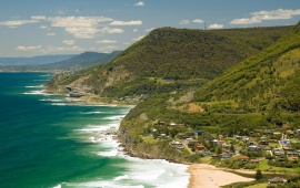 Stanwell Park, New South Wales, Australia
