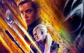 Star Trek Beyond 2016 Poster