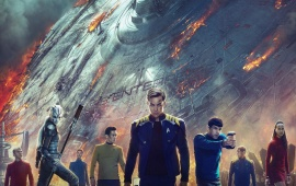 Star Trek Beyond All Characters