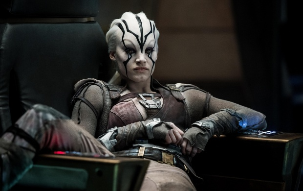 Star Trek Beyond Jaylah (click to view)