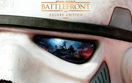 Star Wars Battlefront Deluxe Edition Face