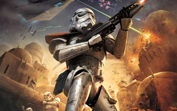 Star Wars Battlefront Elite Squadron (click to view)